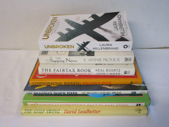 Lot Misc Books - Paper & Hard Back - see pictures