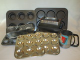 Kitchen Lot - Misc. Bakeware