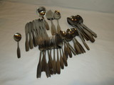 Lot - Community Stainless Flatware