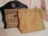 Burberry & Coach Hand Bags