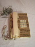 Retro Western Electric Push Button Phone