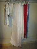Huge Textile Lot - Linen Table Cloths, Place Mats, etc.