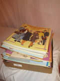 Huge Lot of Paper Dolls - All Types
