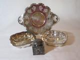 Lot - Sweet Vintage Silver Plate    10