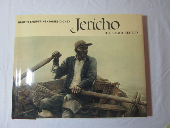 Coffee Table Book - Jericho The South Beheld