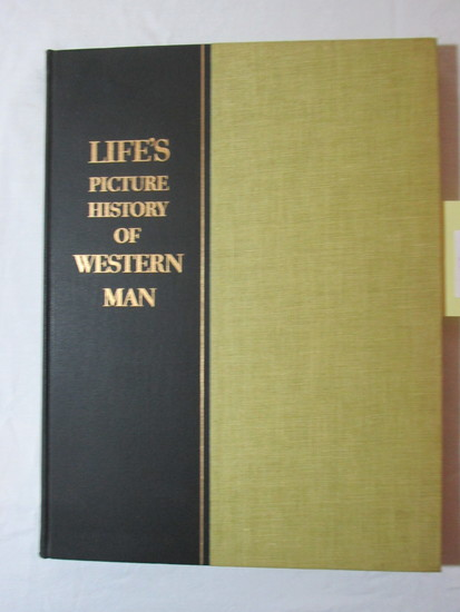 Coffee Table Book - Life's Picture History of Western Men