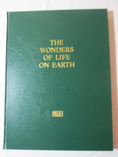 Coffee Table Book -   Life - The Wonders of Like on Earth