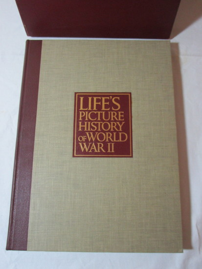 Coffee Table Book -  - Life's Picture History of World War II