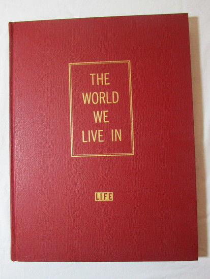 Coffee Table Book - Life's - The World We Live In