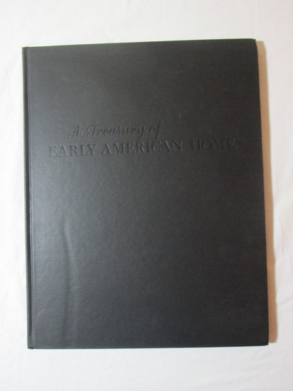Coffee Table Book - A Treasury of Early American Home's