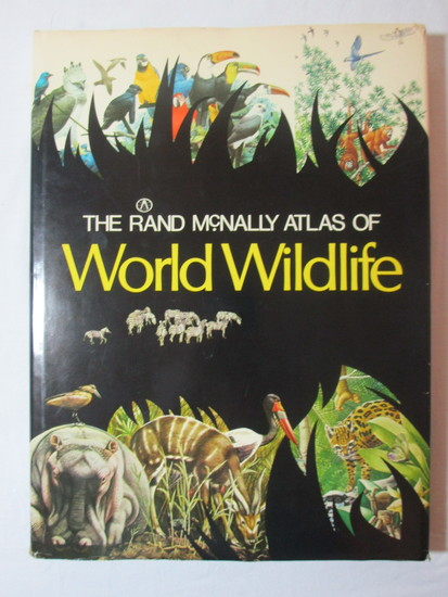 Coffee Table Book - The Rand McNally Atlas of World Life