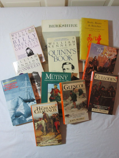 Book Lot - See Pictures for Titles