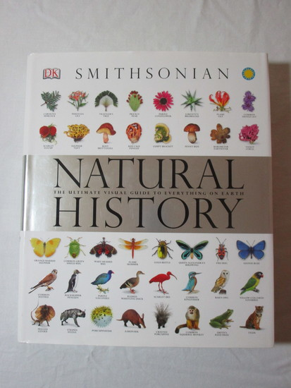 Coffee Table Book -  Smithsonian Natural History The Ultimate Visual Guide To