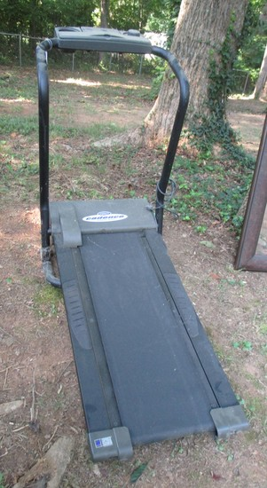 Weslo Cadence 200 CS Electric Tread Mill.  Working Condition Unknown