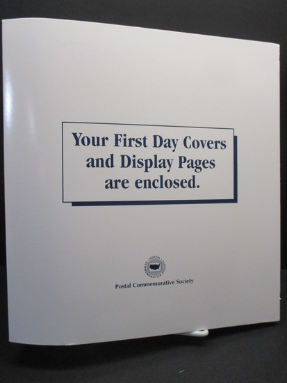 1st Day Covers - 2012     Postal Commemorative Society Cachets & Display Pages