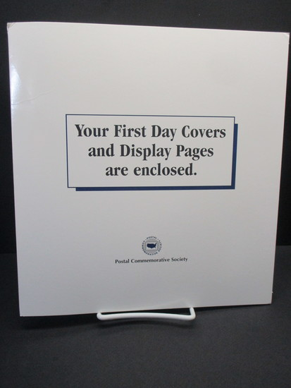 1st Day Covers - 2013     Postal Commemorative Society Cachets & Display Pages