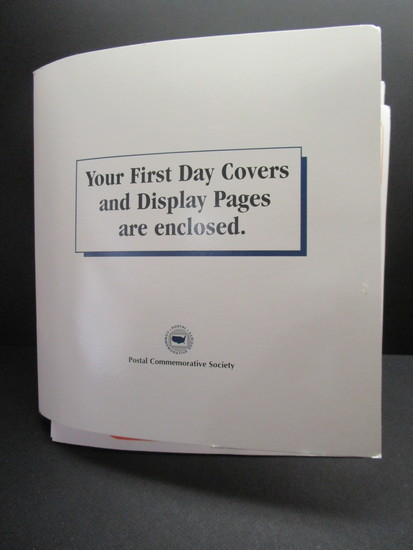 1st Day Covers - 1999     Postal Commemorative Society Cachets & Display Pages