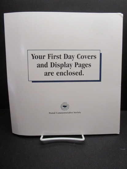 1st Day Covers - 2009     Postal Commemorative Society Cachets & Display Pages