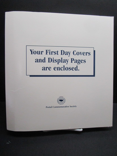 1st Day Covers - 2010     Postal Commemorative Society Cachets & Display Pages
