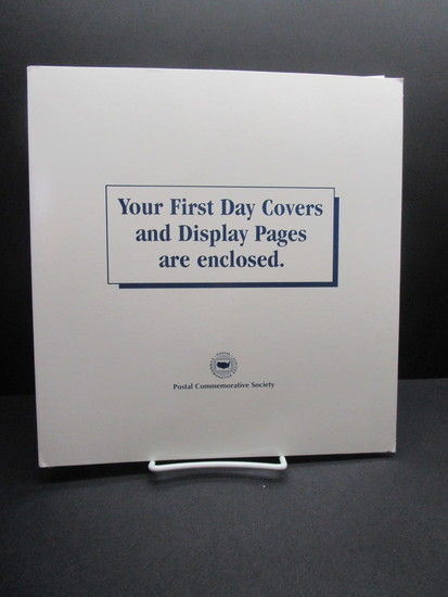 1st Day Covers - 2011     Postal Commemorative Society Cachets & Display Pages