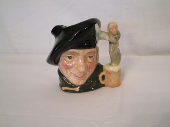 "Royal Doulton Tom O'Shanter Miniature Mug  D6640 © 1972  3"""