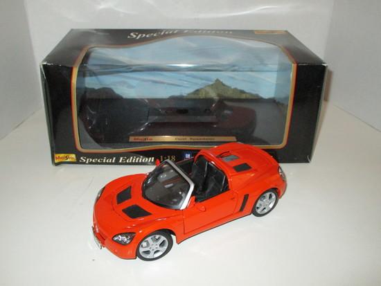 Special Edition Opel Speedster