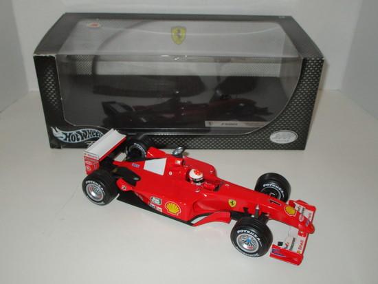 Ferrari F2001 1:18 Scale Die Cast Model of Michael Schumacher's