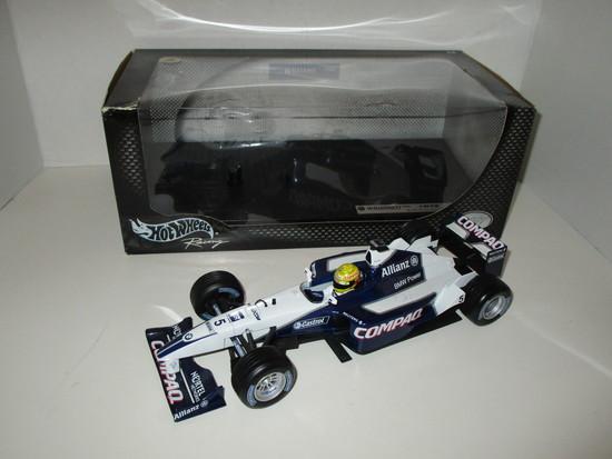 Williams F1 FW23 1:18 Scale Die Cast Model of the Formula 1 Car