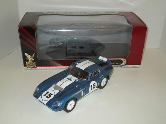 1965 Shelby Cobra Daytona Coupe  1:18 Scale Die Cast Model