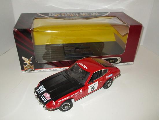 1970 Datsun 240Z   1:18 Scale Die Cast Model by Road Signature