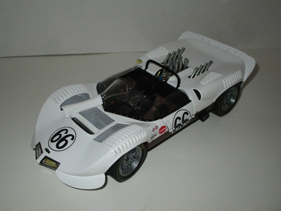 Chaparral 2 1:18 Scale Original Die Cast Model by Auto Art & Licensed by
