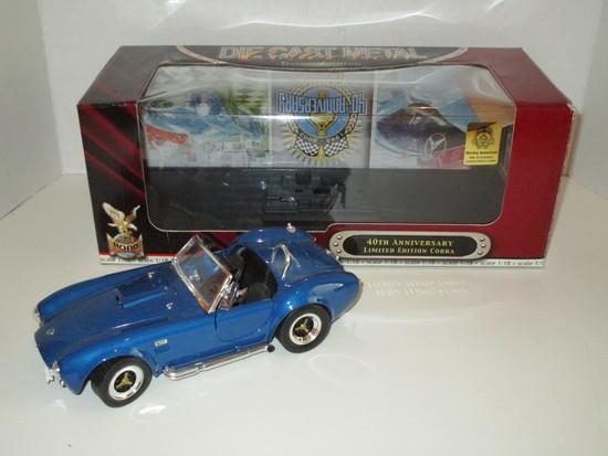 40th Anniversary Limited Edition Cobra