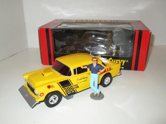 Batman II Classic '55 Chevy 1:25 Scale Die Cast Car