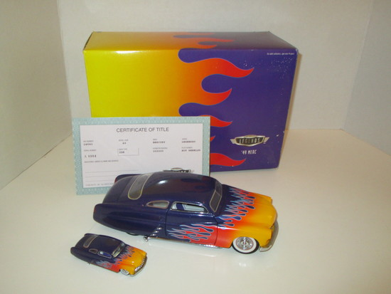 1949 Mercury 1:18 Scale Die Cast Model Limited Edition