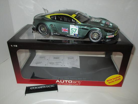 Aston Martin DBR9 Sebring 2005 #57