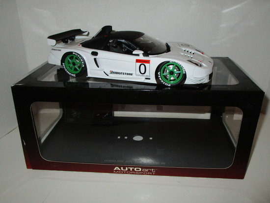 Honda NSXJGTC 2003 Test Car #0