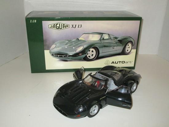 Jaguar XJ13  1:18 Scale Model by Auto Art