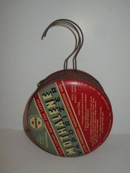 Vintage Koopers Mothalone Vaporizer