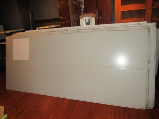 Panel Wall Lot for Sterile Room