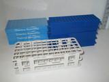 Assorted Tube Racks - Qty 10