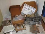 Huge Lot of Capsule Filler Parts for Pharmacy