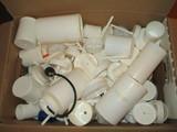 Lot of Jars for Unguator Pharmacy Compounding Machine