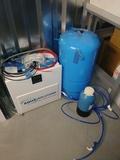 Aqua Solutions RO+Type II/III Reagent Grade DI Water Purification