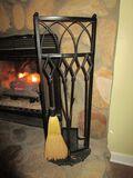 Deco Style Fire Tool Set - 3' X 12.5