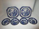 6 Pieces Johnson Bros England