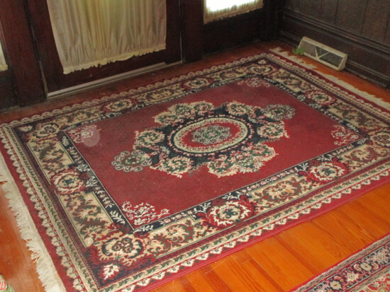 "Oriental Style Area Rug - 67"" X 86"""