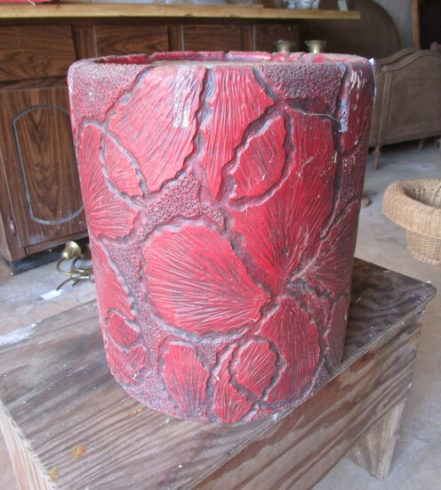 Red Planter
