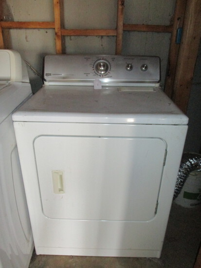 Maytag Centennial Commercial Technology Dryer