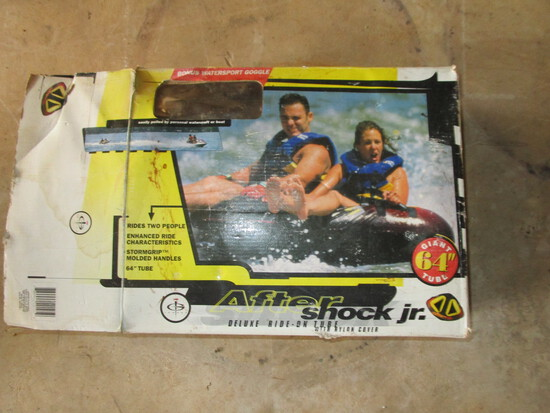 Great After Shock Jr Intertube for behind boat by INGEAR