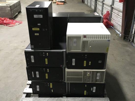 Antec & American Desktop Computers Qty19